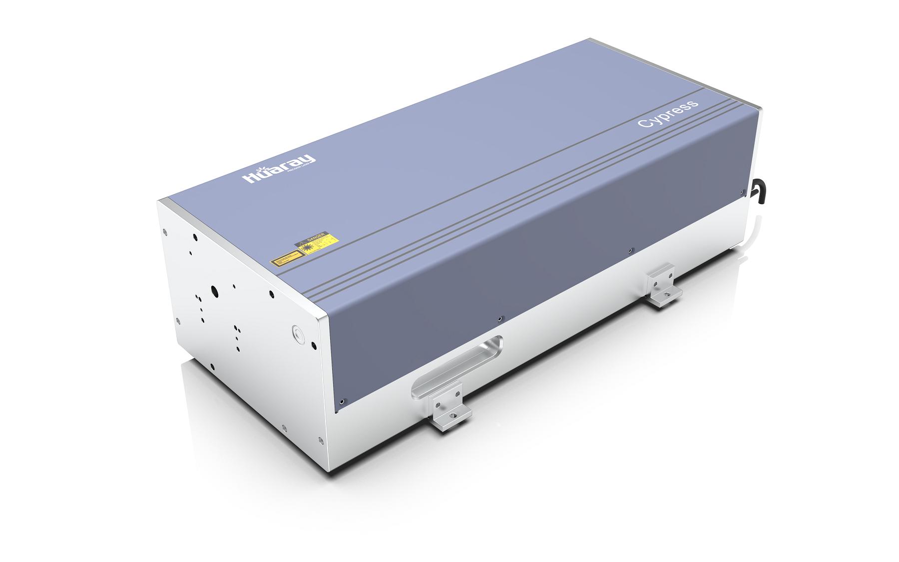 Cypress2系列工业级3/5W纳秒紫外激光器
