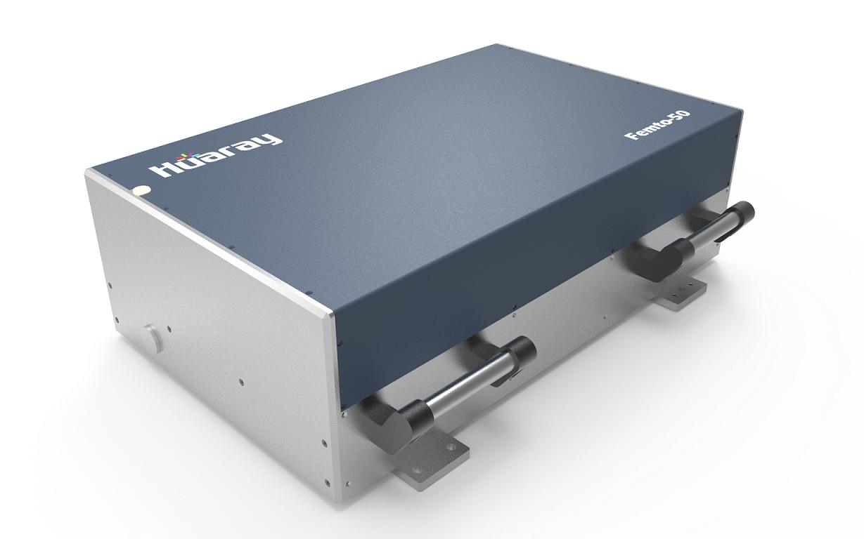 Femto-50 系列工业级光纤飞秒激光器