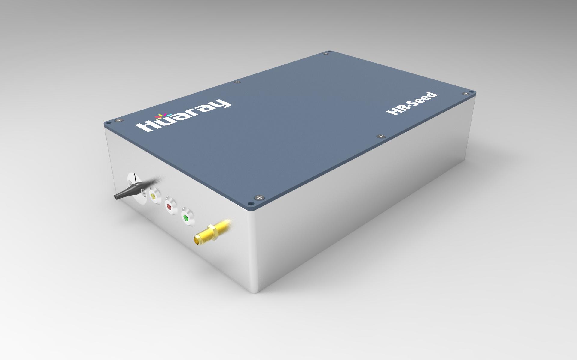 HR-Seed 系列锁模光纤皮秒 / 飞秒激光种子源